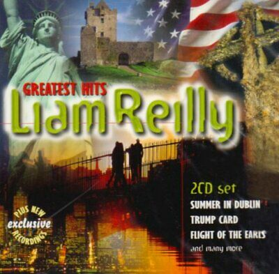 Liam Reilly - Greatest Hits - Liam Reilly CD TKVG The Cheap Fast Free Post The