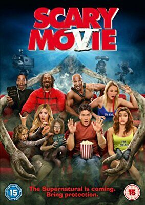 Scary Movie 5 [DVD] - DVD  C2LN The Cheap Fast Free Post