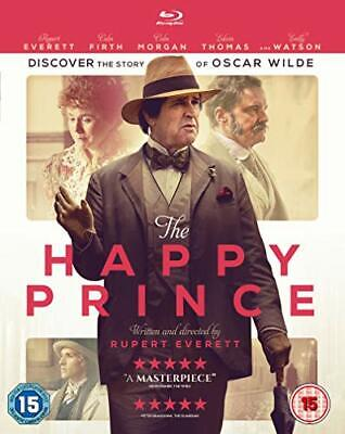 The Happy Prince [Blu-ray] [2018] - DVD  9MVG The Cheap Fast Free Post