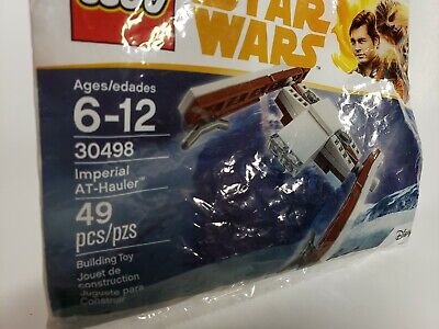 30498 New Lego Star Wars Imperial AT-Hunter Polybag Building Toy 49 Pieces