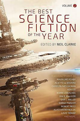 The Best Science Fiction of the Year : Volume Two