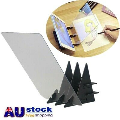Portable Optical Drawing Art Projector Tracing Drawing Board Paint Tools Phones
