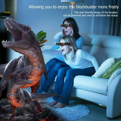 VISION-800 Smart Android WiFi 3D VR Glasses 80 Inch Virtual Screen Video Glasses
