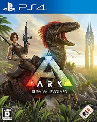 USED PS4 ARK: Survival Evolved