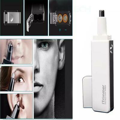 Nose Nasal Ear Face Eyebrow Hair Removal Remover Shaver Trimmer Clipper Groomer