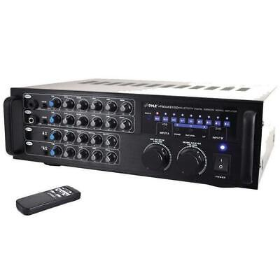 Pyle Pro Digital Bluetooth Karaoke Mixer/amp PMXAKB1000