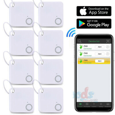 Lot Tile Bluetooth Tracker : Combo pack (Slim and Mate) - 6/8/10Pack : Free Ship