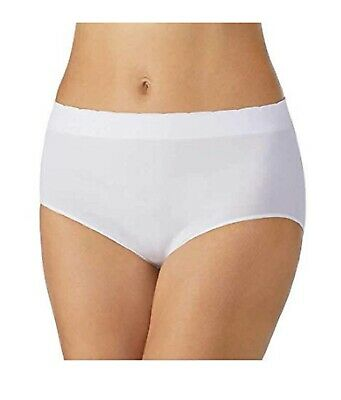 Carole Hochman Ladies' Seamless Brief, Full Coverage, 5 Pack, Multi, Size Large
