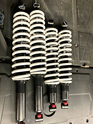 2013-2019 Polaris Ranger 900  XP -New Aftermarket Adjustable Shocks-ALL 4!