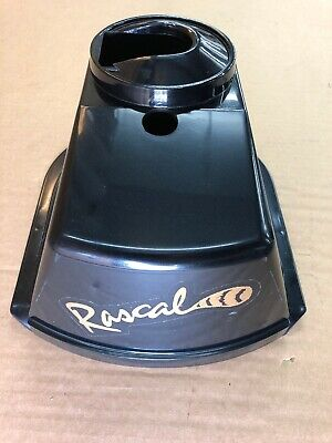 Rascal Front Cover Schroud 230,235,240,245,305 Black