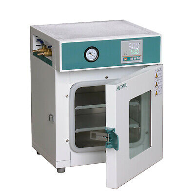 Brand New 24L Vacuum Drying Oven, 250C Degree. 133Pa, stainless steel sheet