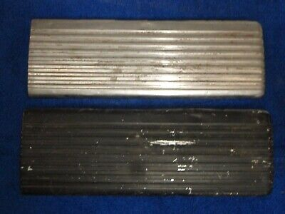 1947-1953 Chevy Pickup Truck Glove Box Door Stainless Steel w// Painted Ribs