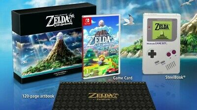 The Legend of Zelda: Link's Awakening Limited Edition Nintendo Switch