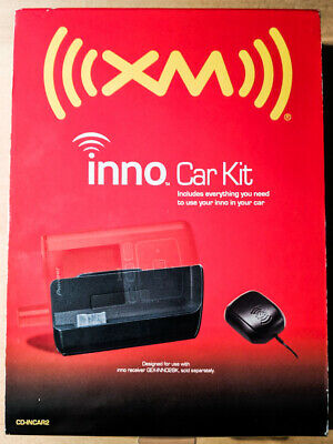 Pioneer inno CD-INCAR2 Car Kit, for XM2go receiver GEX-INNO2BK NIB