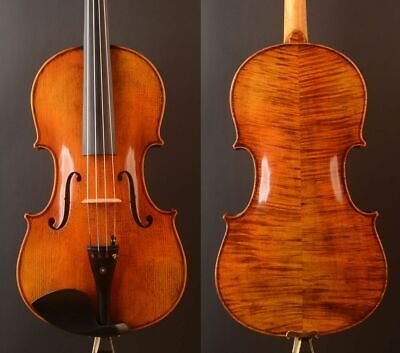"Special offer!Strad copy An Advanced model 16.5"" Viola,Warm balance"