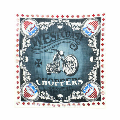 West Coast Choppers Chief Multipurpose Scarf Navy