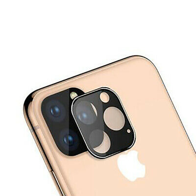 Ultra Slim Phone Back Camera Lens Ring Cover Protector For iPhone 11 Pro Max