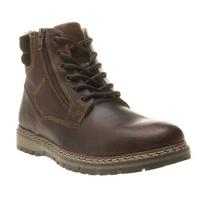 Red Tape Mens Sawston Combat Boots