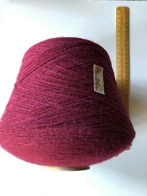 Yarn Pure Wool Crochet Thin Reel Cone 2Ply Free Shipping Various Colours