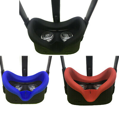 AU VR Glasses Silicone Replacement Gifts Eye Mask Shading Soft for Oculus Quest