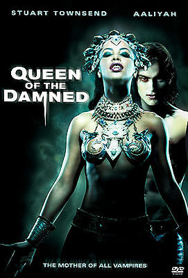 Queen of the Damned DVD from Private Collection Very Good Condition