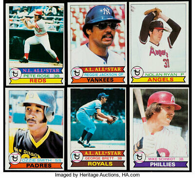 1979 Topps Baseball Cards Complete your set U Pick $1.25 #1-250 FREE SHIPPING !!