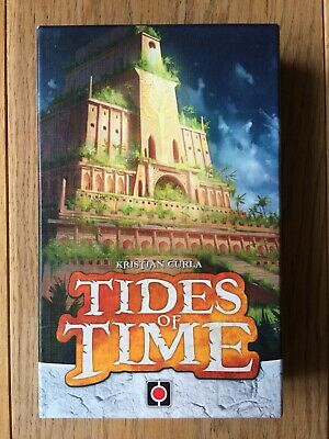 Kristian Curla POG770 Tides of Time Card Game Micro Game