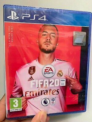 FIFA 20 (PS4) New & Sealed *** Dispatching Now ***