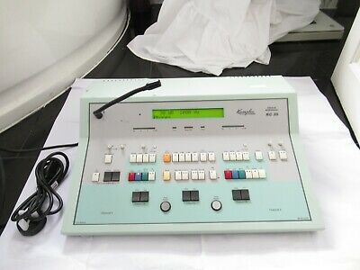 Kamplex Kc35 Clinical Audiometer Hearing Ear Audiology Test Screening Testing Uk