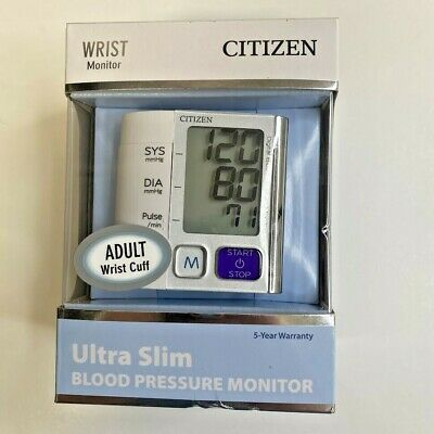 CITIZEN CH-657 Digital Blood Pressure Monitor