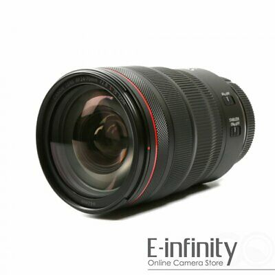 NEW Canon RF 24-70mm f2.8 L IS USM Lens