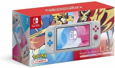 Nintendo Switch Lite The cyan and the magenta ver. Pokemon Sword JAPAN OFFICIAL