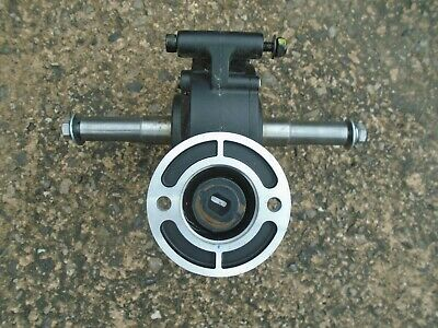 Powerstroll S Drive Twin Wheel Powerpack Gearbox.