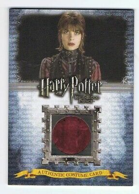 Harry Potter and the Half-Blood Prince - Costume Card #C14 Tonks #/400 - Artbox