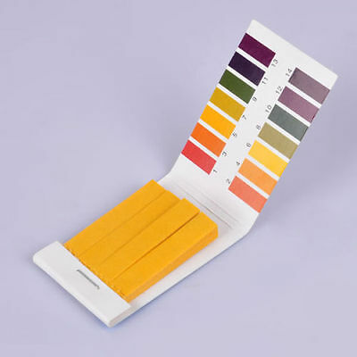 Aquarium 80pcs PH 1-14 Litmus Paper. ULTRA FAST DISPATCH 24HRS FROM UK