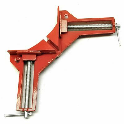 Corner and Mitre Frame Clamp 75mm 90 Degree Square SIL206