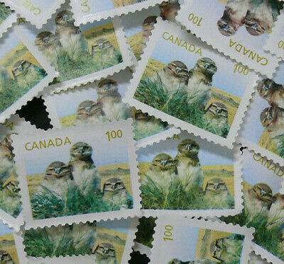 Uncancelled stamps no gum (lot of 1000 x $1) Total face value of $1000