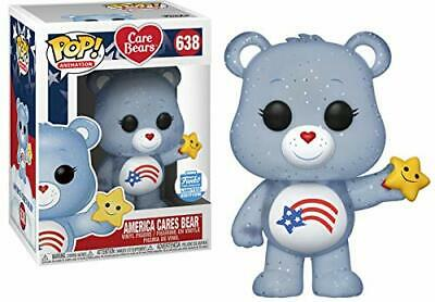 Funko POP! Animation: Care Bears - America Cares Bear (Exclusive)