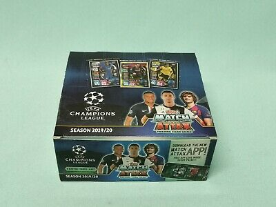 Topps Match Attax Champions League 2019/2020 1 x Display / 30 Booster 19/20