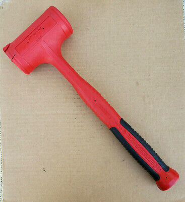 NEW Snap-On HBFE48  Dead Blow 48-Ounce Soft Grip Hammer Green