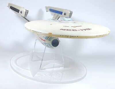 Diamond Select STAR TREK USS Enterprise Ship made in 2014 from WRATH OF KHAN