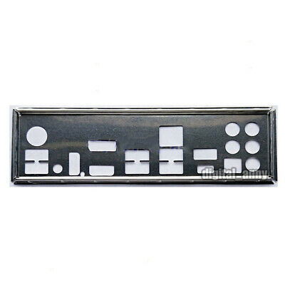 OEM I//O Shield backplate For MSI Z87 XPOWER Motherboard Backplate IO