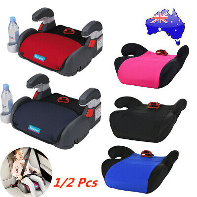 AU Car Booster Seat Chair Cushion Pad Fr Toddler Children Child Kids Baby Sturdy
