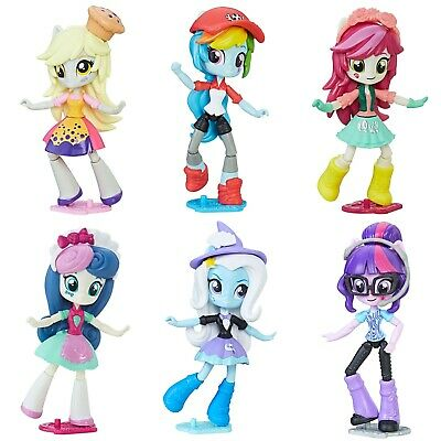 My Little Pony Equestria Girls Mall Collection Minis Dolls - Pick from 6 styles
