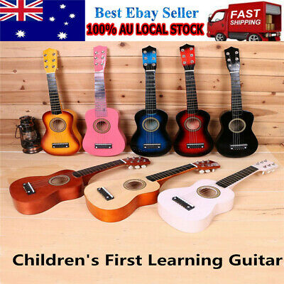 21 Kids Acoustic Guitar 6 String Practice Music Instruments Gift AU 2019 New