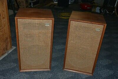 Vintage Electrovoice FV-4 Home stereo speakers. Excellent.
