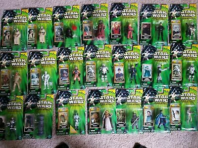Star Wars Power of the Jedi POTJ Collection 2 Action Figures - You choose