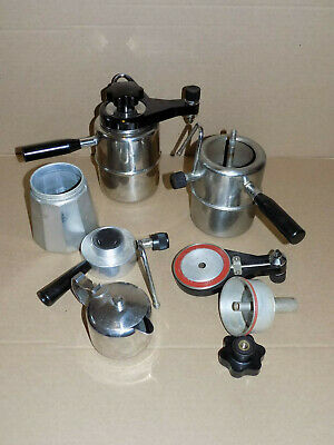 Bellman CX-25 Stainless Steel  Espresso Maker Coffee w/ Steam + cream server