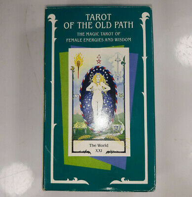 Tarot of the Old Path, Wiccan Tarot Cards