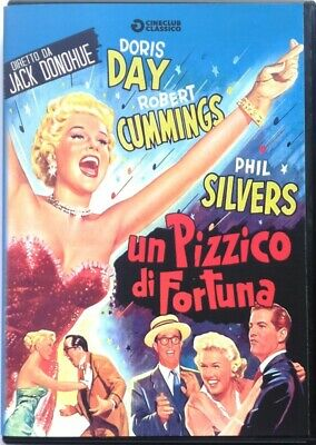 DVD a Pinch by Luck (Film Club Classic) with Doris Day 1954 Used
